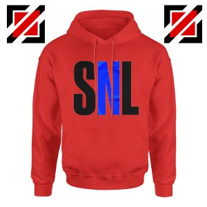 SNL American Television Cheap Best Hoodie Size S-2XL Red