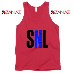 SNL American Television Cheap Best Tank Top Size S-3XL Red