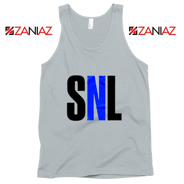 SNL American Television Cheap Best Tank Top Size S-3XL Silver