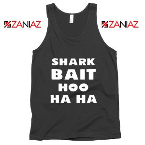 Shark Bait Tank Top American Animated Film Tank Top Size S-3XL Black