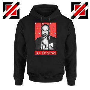 Songwriter DJ Khaled Hoodie Gift Music Best Hoodie Size S-2XL Black