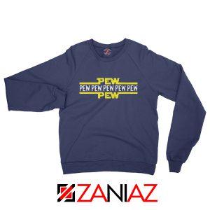 Stormtrooper Sweatshirt Star Wars Best Sweatshirt Size S-2XL Navy
