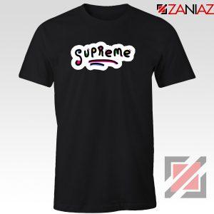 Sup Rugrats T-Shirt Funny Supreme Best T-Shirt Size S-3XL Black
