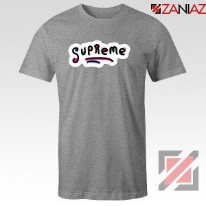 Sup Rugrats T-Shirt Funny Supreme Best T-Shirt Size S-3XL Sport Grey