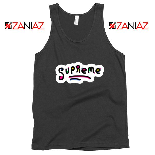Sup Rugrats Tank Top Funny Supreme Tank Top Size S-3XL Black
