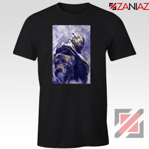 Thanos Best T-shirt Avengers Endgame Tee Shirt Size S-3XL Black