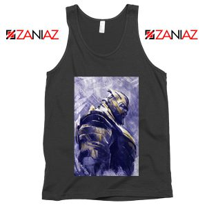 Thanos Best Tank Top Avengers Endgame Tank Top Size S-3XL Black