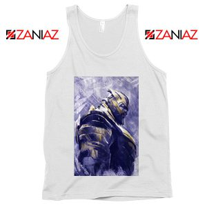 Thanos Best Tank Top Avengers Endgame Tank Top Size S-3XL White
