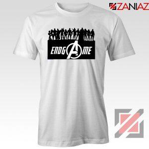 The Avengers Marvel Super Hero Best T-shirt Size S-3XL White