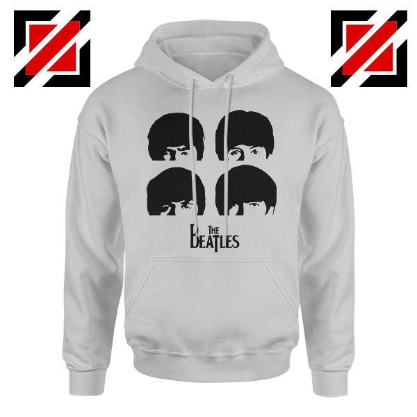 The Beatles Gifts Hoodie The Beatles Hoodie Womens Size S-2XL Sport Grey