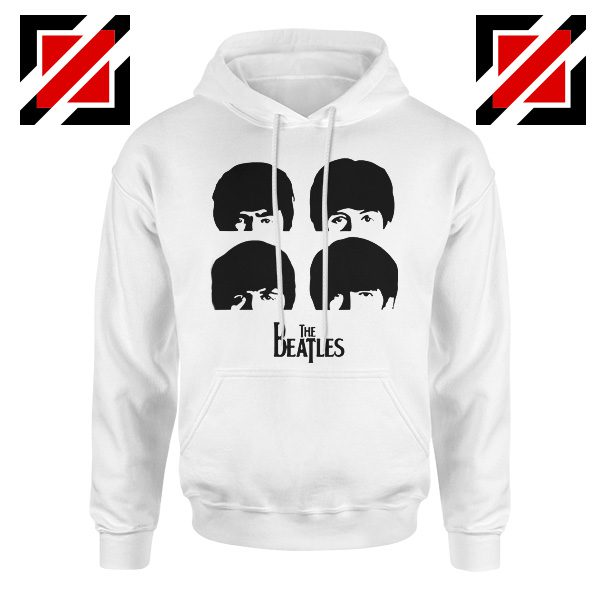 The Beatles Gifts Hoodie The Beatles Hoodie Womens Size S-2XL White