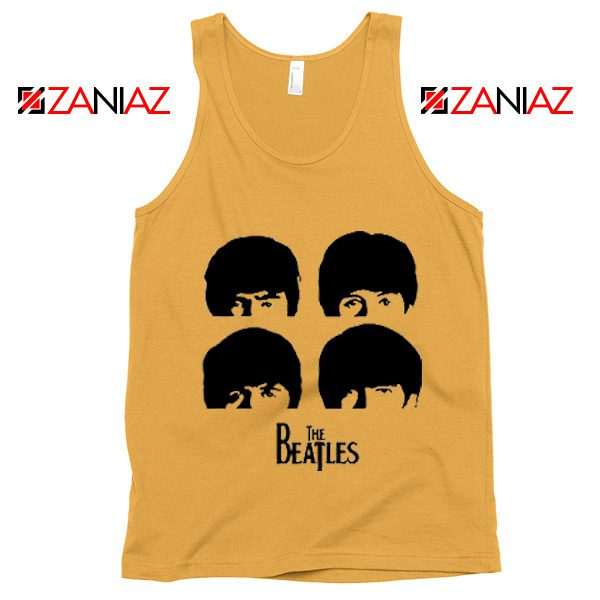 The Beatles Gifts Tank Top The Beatles Tank Top Womens Size S-3XL Sunshine