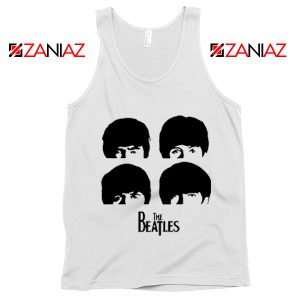 The Beatles Gifts Tank Top The Beatles Tank Top Womens Size S-3XL White
