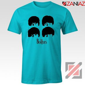 The Beatles Gifts Tshirt The Beatles T-Shirt Womens Size S-3XL Light Blue