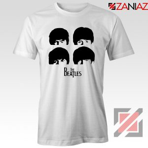 The Beatles Gifts Tshirt The Beatles T-Shirt Womens Size S-3XL White