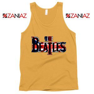 The Beatles Logo Tank Top The Beatles Rock Band Tank Top Size S-3XL Sunshine