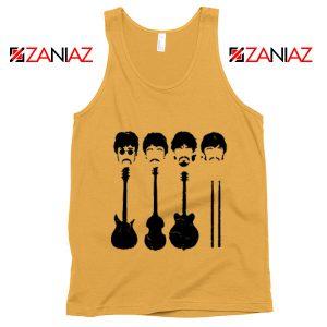 The Beatles Tank Top The Beatles Tank Top Mens Size S-3XL Sunshine