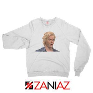 The Californians Sweatshirt Saturday Night Live Sweatshirt White