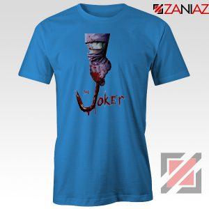 The Joker T-Shirt Joker Film 2019 Best Cheap T-shirts Size S-3XL Blue
