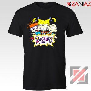 The Rugrats T Shirt Nickelodeon Rugrats Best Tee Shirt Size S-3XL Black