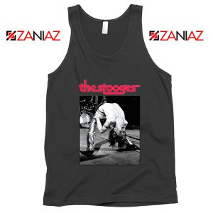 The Stooges American Music Concert Best Cheap Tank Top Black