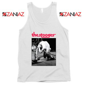 The Stooges American Music Concert Best Cheap Tank Top White