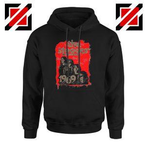 The Stooges Hoodie American Music Rock Cheap Hoodie Size S-2XL Black
