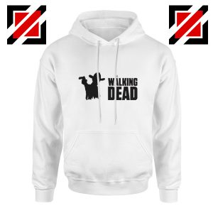 The Walking Dead Hoodie Horror TV Series Best Hoodie Size S-2XL White