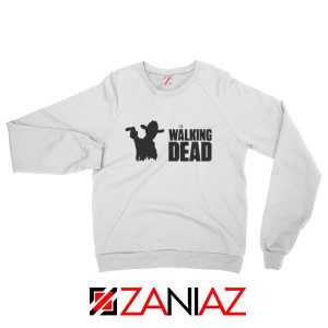 The Walking Dead Sweatshirt American TV Series Best Sweatshirt White