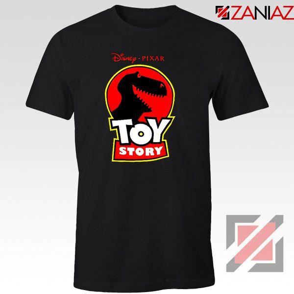 Toy Story Disney T-Shirts Disney Pixar Best T-Shirt Size S-3XL Black