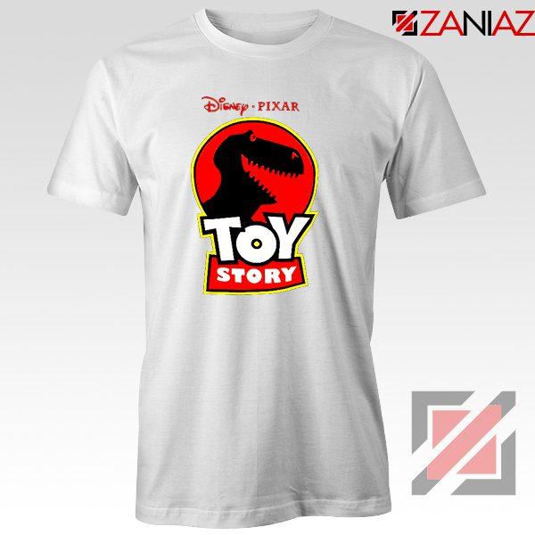 Toy Story Disney T-Shirts Disney Pixar Best T-Shirt Size S-3XL White