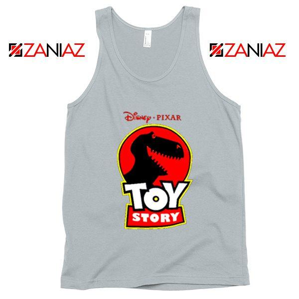 Toy Story Disney Tank Top Disney Pixar Best Tank Top Size S-3XL Silver