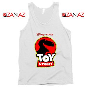 Toy Story Disney Tank Top Disney Pixar Best Tank Top Size S-3XL White