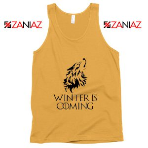 Winter Is Coming Tank Top Game Of Thrones Tank Top Size S-3XL Sunshine