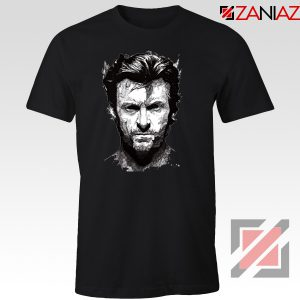 Wolverine T Shirt Design Wolverine Marvel Comics Size S-3XL Black