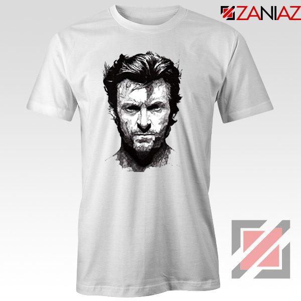 Wolverine T Shirt Design Wolverine Marvel Comics Size S-3XL White