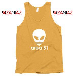 Area 51 Alien Tank Top 3 Stripe Adidas Logo Parody Tank Top Sunshine