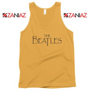 Band Logos The Beatles Tank Top Women Gift Tank Top Size S-3XL Sunshine