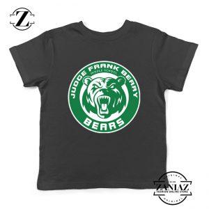 Berry Middle School Starbucks Parody Kids T-Shirt Size S-XL Black