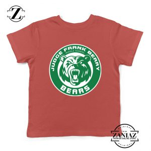 Berry Middle School Starbucks Parody Kids T-Shirt Size S-XL Red