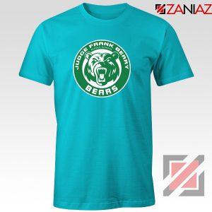 Berry Middle School T-Shirt Starbucks Parody T-Shirt Size S-3XL Light Blue