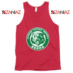 Berry Middle School Tank Top Starbucks Parody Tank Top Size S-3XL Red