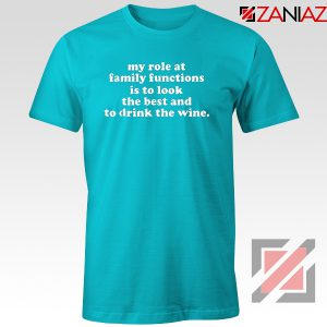 Best Family T shirt Designs Christmas Women's Clothing Light Blue