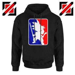 Best Funny NBA Goku Hoodie Sport Hoodie Size S-2XL Black