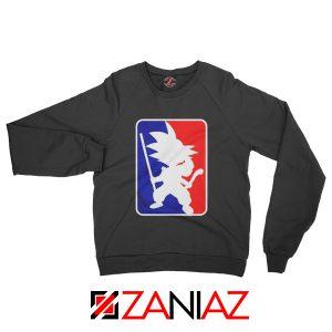 Best Funny NBA Goku Sweatshirt Sport Sweatshirt Size S-2XL Black