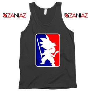 Best Funny NBA Goku Tank Top Sport Tank Top Size S-3XL Black