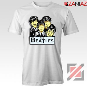 Buy The Beatles Band T shirt Music Lover Tee Shirt Size S-3XL White