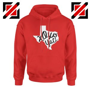 Buy Valentines Day Hoodie Texas Funny Couples Valentine Hoodie Red
