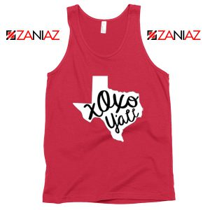 Buy Valentines Day Tank Top Texas Funny Couples Valentine Tank Top Red