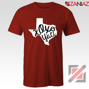 Buy Valentines Day Tee Shirt Texas Funny Couples Valentine T-shirt Red
